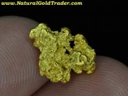 1.72 Gram Kalgoorlie Australia Gold Nugget