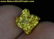 2.62 Gram Australia Placer Gold Nugget