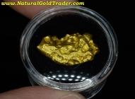 10.98 Gram Kalgoorlie Australia Gold Nugget