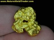 12.00 Gram Australia Placer Gold Nugget