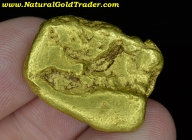 25.38 Gram California Placer Gold Nugget