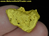 10.29 Gram Sonora Mexico Gold Nugget