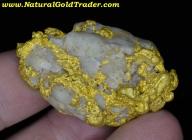 86.96 Gram Nullagine Australia Gold & Quartz