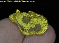 5.81 Gram Northern Nevada Gold Nugget
