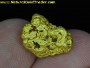 6.21 Gram Humboldt Nevada Gold Nugget