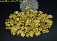 14.25 Grams of Alaska #8 Mesh Placer Gold