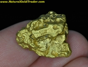22.56 Gram Fairbanks Alaska Gold Nugget
