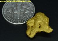 6.90 Gram Sonora Mexico Gold Nugget