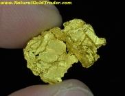 1.82 Gram Yukon Crystallized G. Specimen