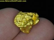 5.46 Gram Kalgoorlie Australia Gold Nugget