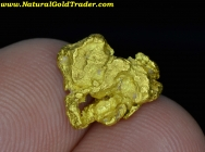 2.53 Gram Sonora Mexico Gold Nugget