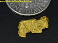 .83 Gram Alaska Placer Gold Nugget