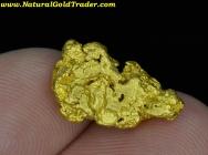 4.87 Gram Western Australia Gold Nugget