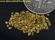 .87 Grams of Dahlonega Georgia Placer Gold