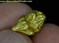2.32 Gram Rye-Patch Nevada Gold Specimen