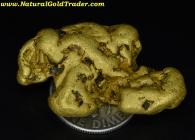 29.96 Gram Baker Co. Oregon Gold Nugget