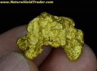 14.29 Grams Kalgoorlie Australia Gold Nugget