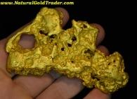 346.1 Gram Victoria Australia Gold Nugget