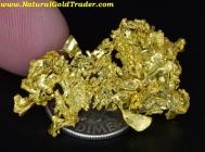 8.28 Gram Eagles Nest California Gold Specimen