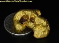 15.87 Gram Victoria Australia Gold Nugget