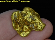 10.58 Gram Costa Rica Placer Gold Nugget