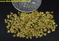 .98 Grams of Oregon Placer Gold Flakes