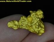 10.38 Gram Kalgoorlie Australia Gold Nugget