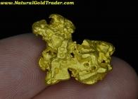 13.36 Gram Kalgoorlie Australia Gold Nugget