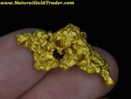 11.85 Gram Kalgoorlie Australia Gold Nugget