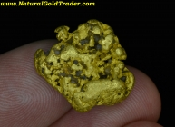 12.63 Gram Gold Creek Montana Gold Nugget