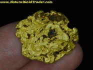 13.40 Gram Gold Creek Montana Gold Nugget