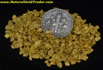.5 ozt + 15.58 Grams Fairplay Colorado Gold