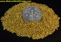 0.5 ozt. 15.55 Grams of Fairplay Colorado Gold