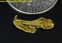 .43 Gram Dawson City Canada Gold Specimen