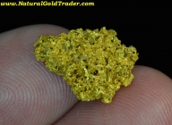 2.93 Gram Leadville Colorado Crystalline Gold