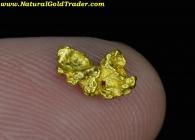.52 Gram Victoria Australia Gold Nugget