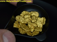.5 ozt.+ 15.59 Grams (20) Murray ID Gold Nuggets
