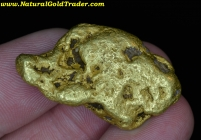 46.89 G. Ladies Canyon California Gold Nugget