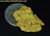 7.80 Gram White Hills Arizona Gold Nugget