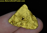5.73 Gram Eastern Oregon Foil Gold Nugget