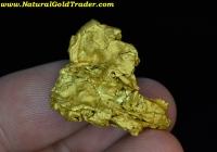 8.09 Gram Folded Foil Oregon Gold Nugget