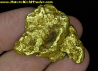 29.89 Gram Fairbanks Alaska Gold Nugget