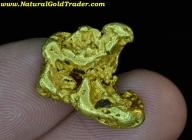 8.68 Gram Baker Oregon Natural Gold Nugget