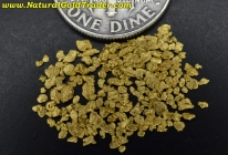 1 Gram California Placer Gold Paydirt Bag