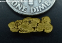 1.51 Gram California Gold Nugget