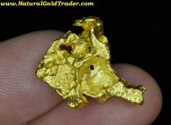 9.32 Gram Victoria Australia Gold Nugget