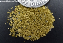 1.10 Grams of California Placer Dust/Flakes