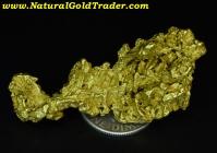 23.55 G. Stanislaus Co. California Gold Specimen