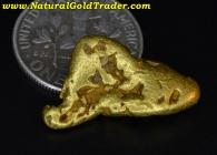 6.11 Gram Natural California Gold Nugget