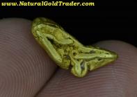 3.35 G Humboldt Co. Nevada Gold Specimen